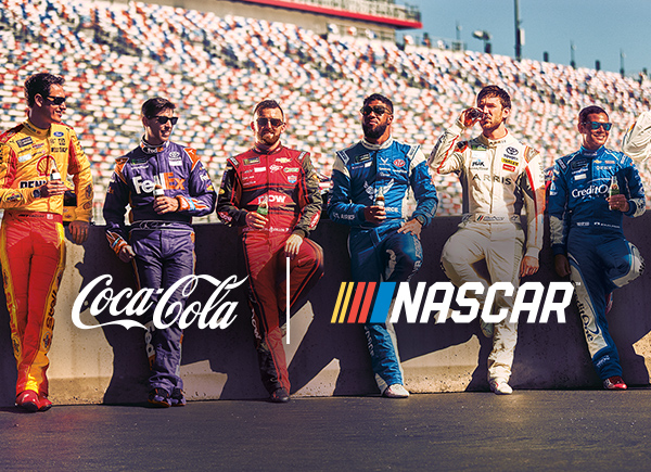 ENTER TO WIN THE ULTIMATE NASCAR EXPERIENCE.
